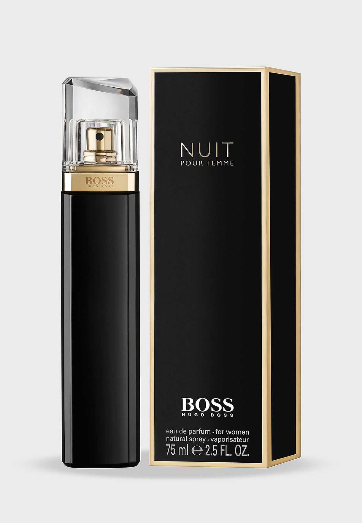 Boss Nuit for Woman - 75Ml Edp