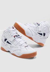 Fila Men's Spoiler High Top Sneakers Shoes