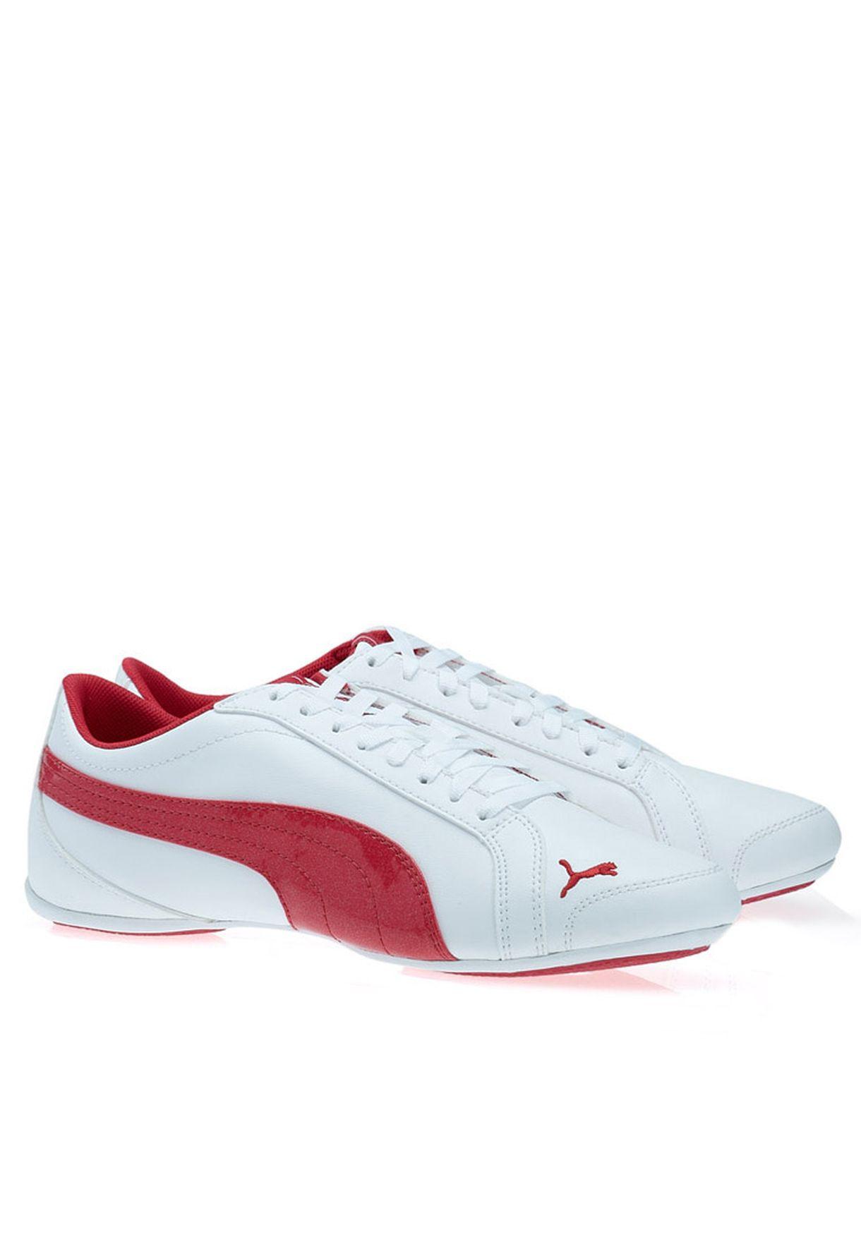 b257dc61523 Shop PUMA white Janine Dance Sneaker 35327116 for Women in Bahrain -  PU020SH69DSG