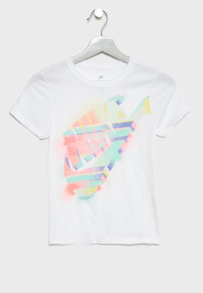 Youth Painted Futura T-Shirt