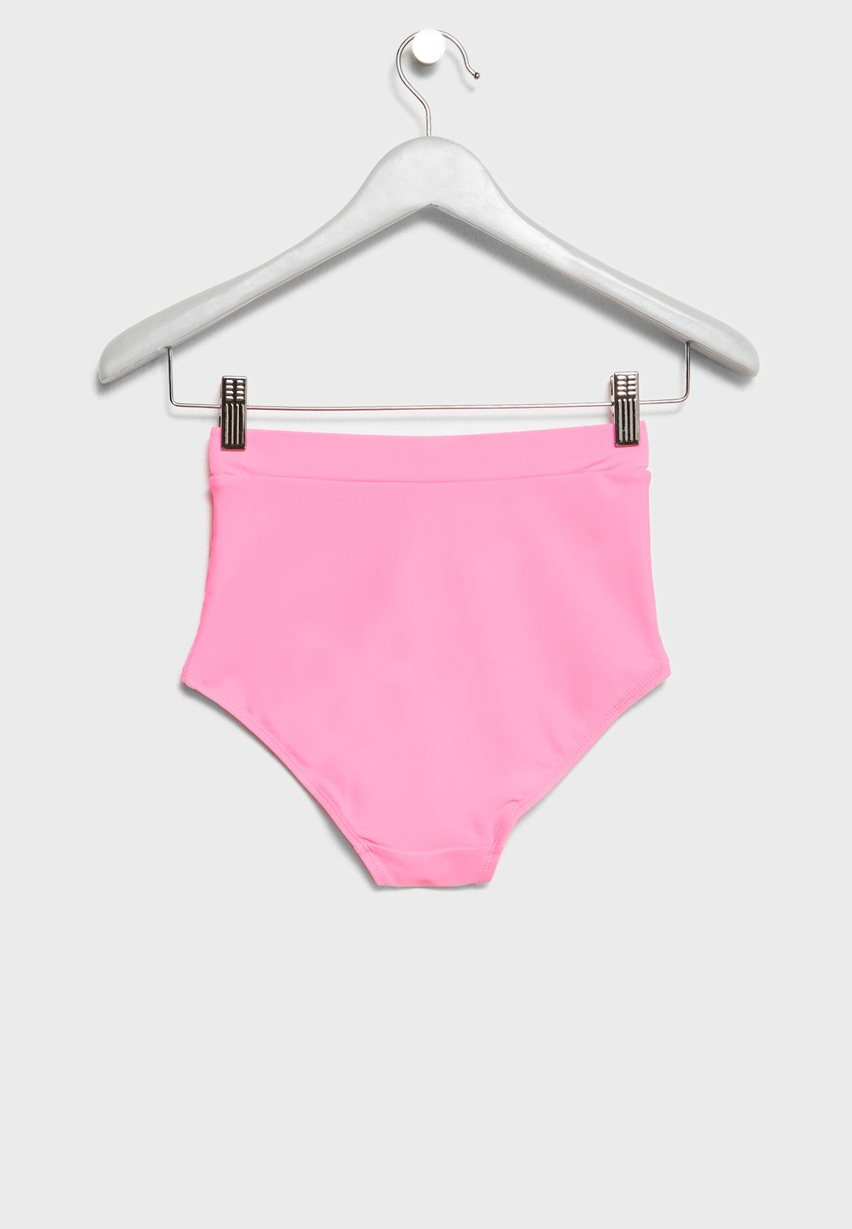 59328c345715c Shop New Look pink Teen Embroidered Bikini Set 5609882 for Kids in ...