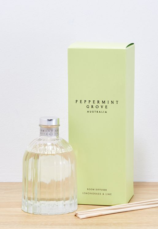 Lemongrass & Lime Diffuser 350ml