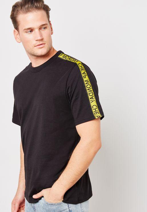 Boxer Logo T-Shirt