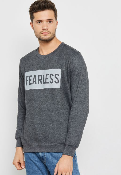 Fearless Sweater