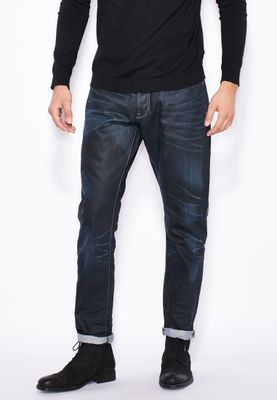 G-Star Raw Condor Tapered Relaxed Dark Wash Jeans