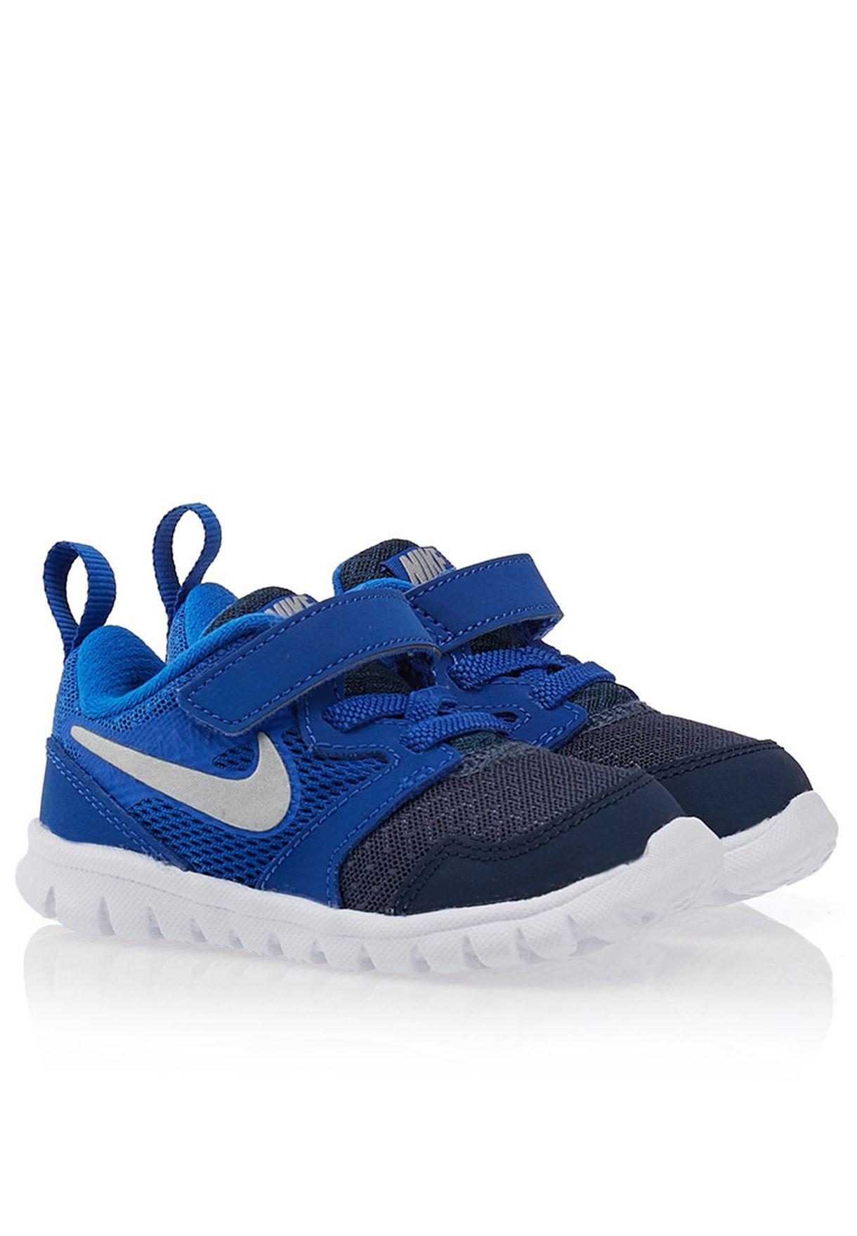 0f05b706fc521 Shop Nike blue Flex Experience 3 Infant 653703-401 for Kids in Bahrain -  NI727SH69PTQ