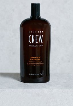 Firm Hold Styling Gel For Male - 1000Ml/33.8Oz