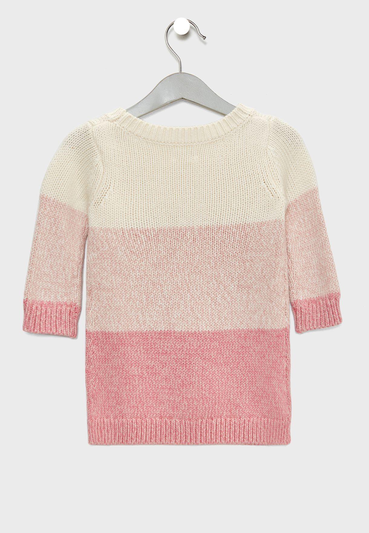 Girls' Clothing (newborn-5t) Gymboree Sweater Dress 18-24m