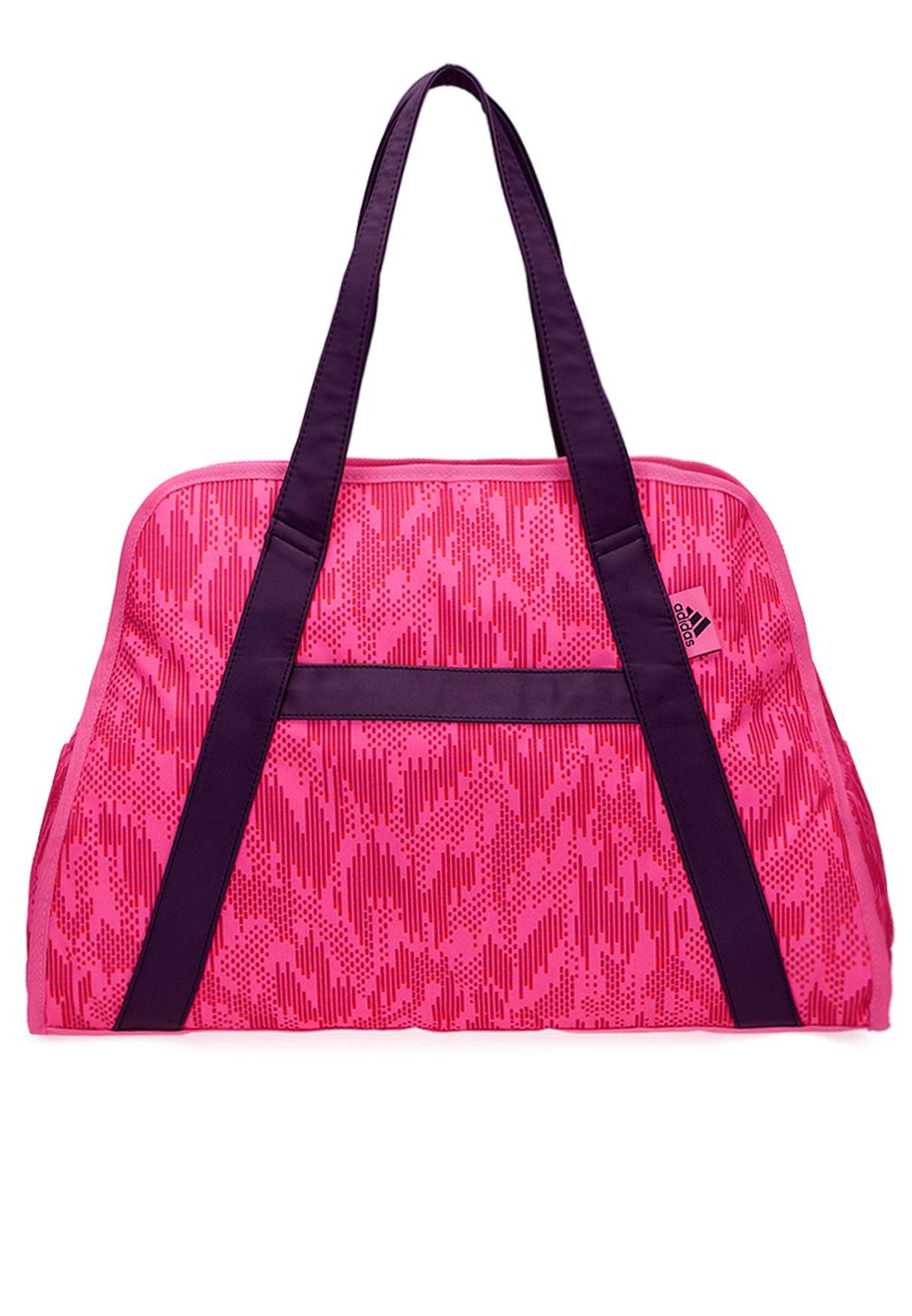 7e91892e1 تسوق حقيبة اديداس ماركة اديداس لون وردي G68618 في قطر - AD476AC69EHQ