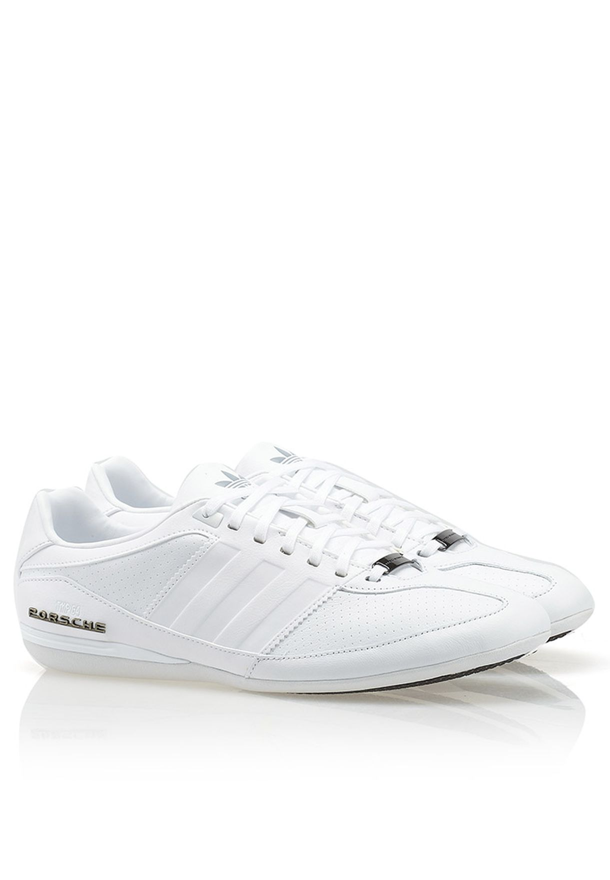dd3fce49ecd1 Shop adidas Originals white Porsche Typ 64 Q23135 for Men in UAE ...
