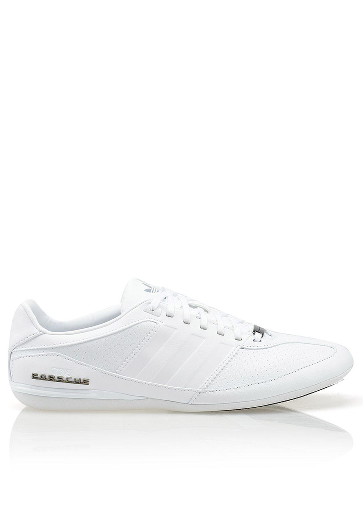 promo code 35147 99909 ... Shop adidas Originals white Porsche Typ 64 Q23135 for Men in UAE .