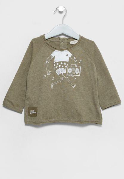 Infant Music T-Shirt