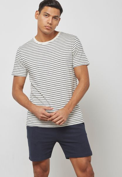 Class Striped T-Shirt