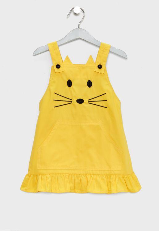 Little Graphic Dress