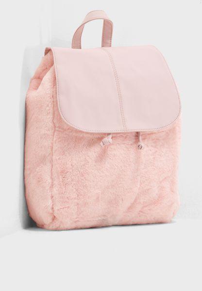 Fold Over Backpack