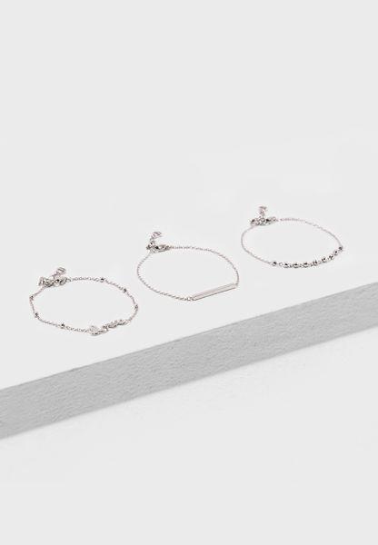 Bracelet Pack Of 3