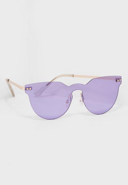 Siteki Round Sunglasses