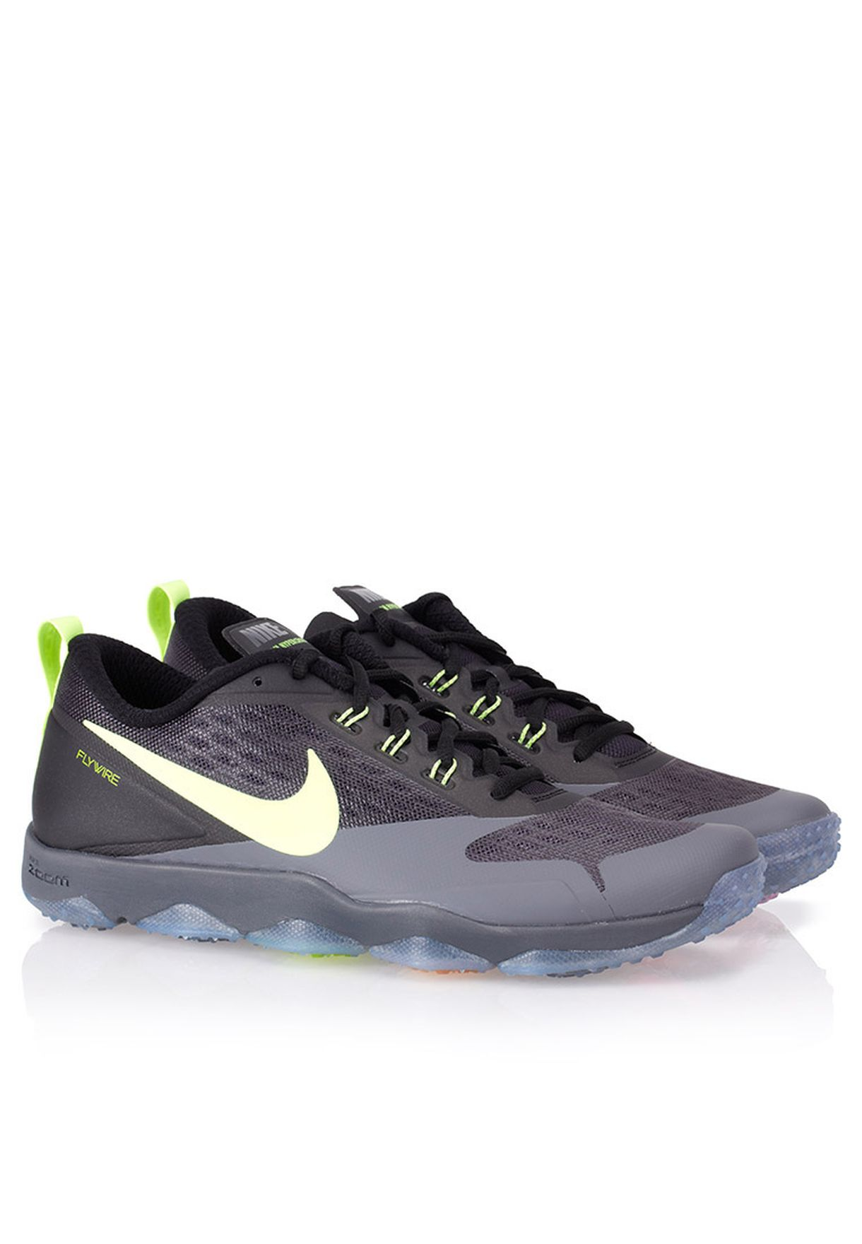 fbf716c7bfaf Shop Nike grey Zoom Hypercross TR 684620-070 for Men in Qatar - NI727SH69LTU