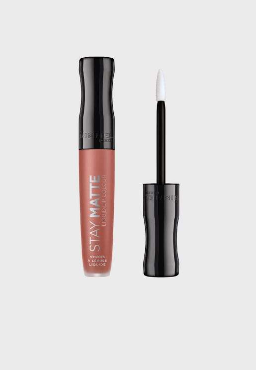 Stay Matte Liquid Lip Colour- 700 Be My Baby