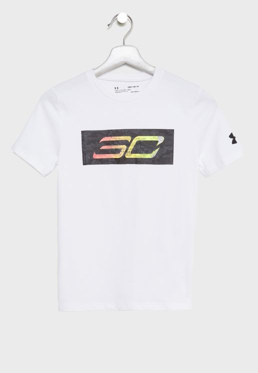 Youth SC30 Logo T-Shirt