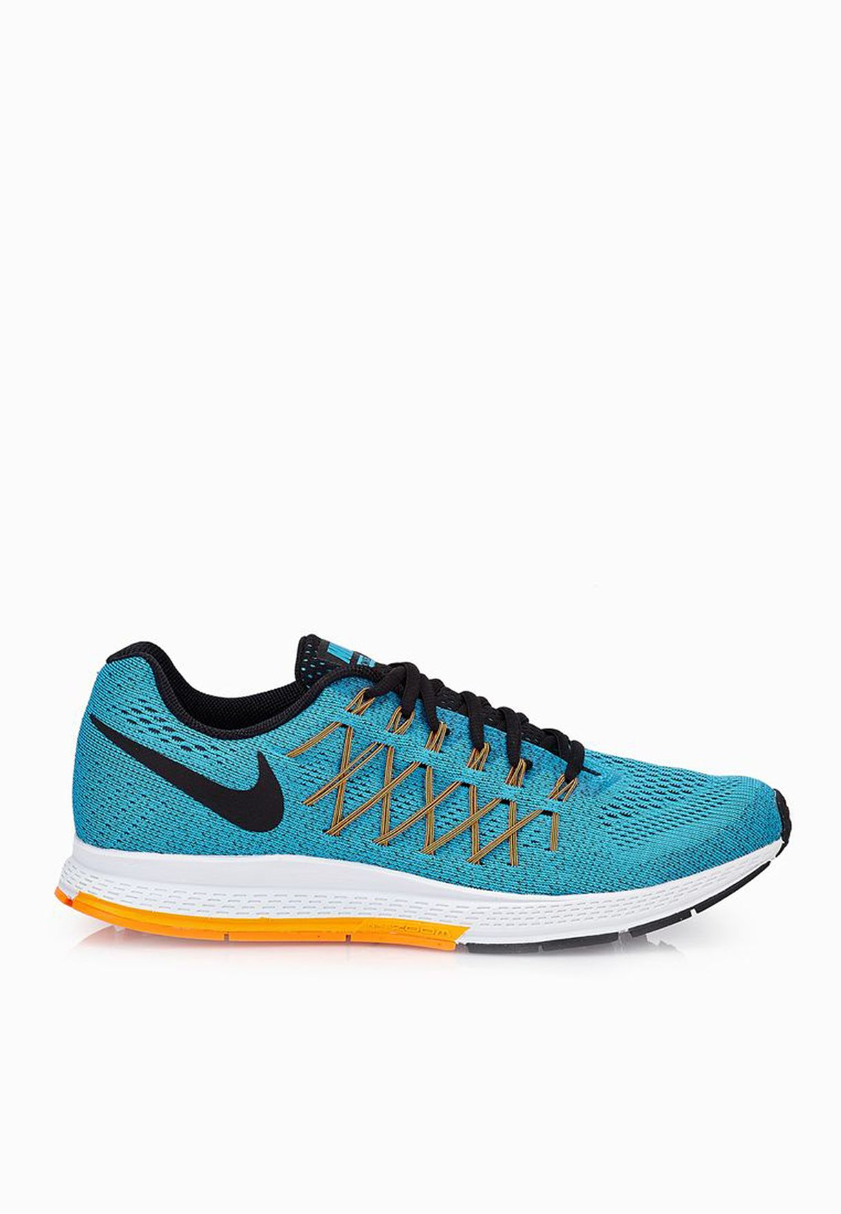 incredible prices first look premium selection Shop Nike blue Air Zoom Pegasus 32 749340-400 for Men in Globally ...