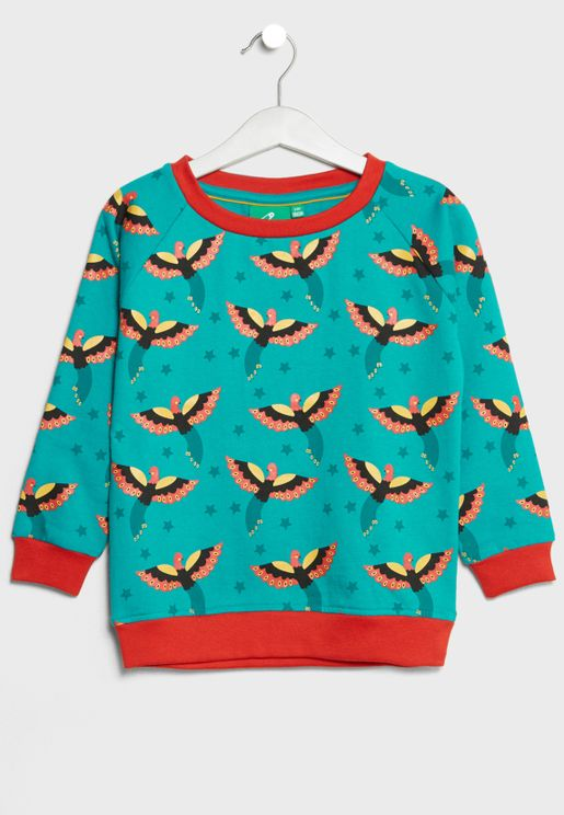 Little Organic Phoenix Sweatshirt