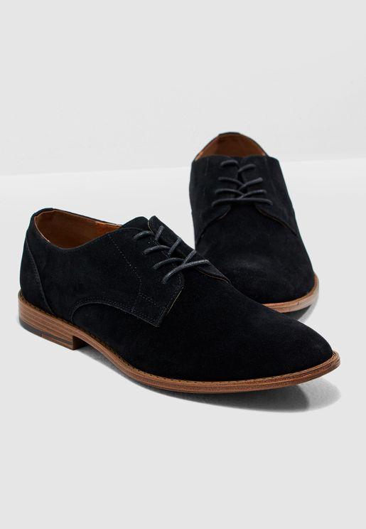 حذاء شمواه صناعي باربطة