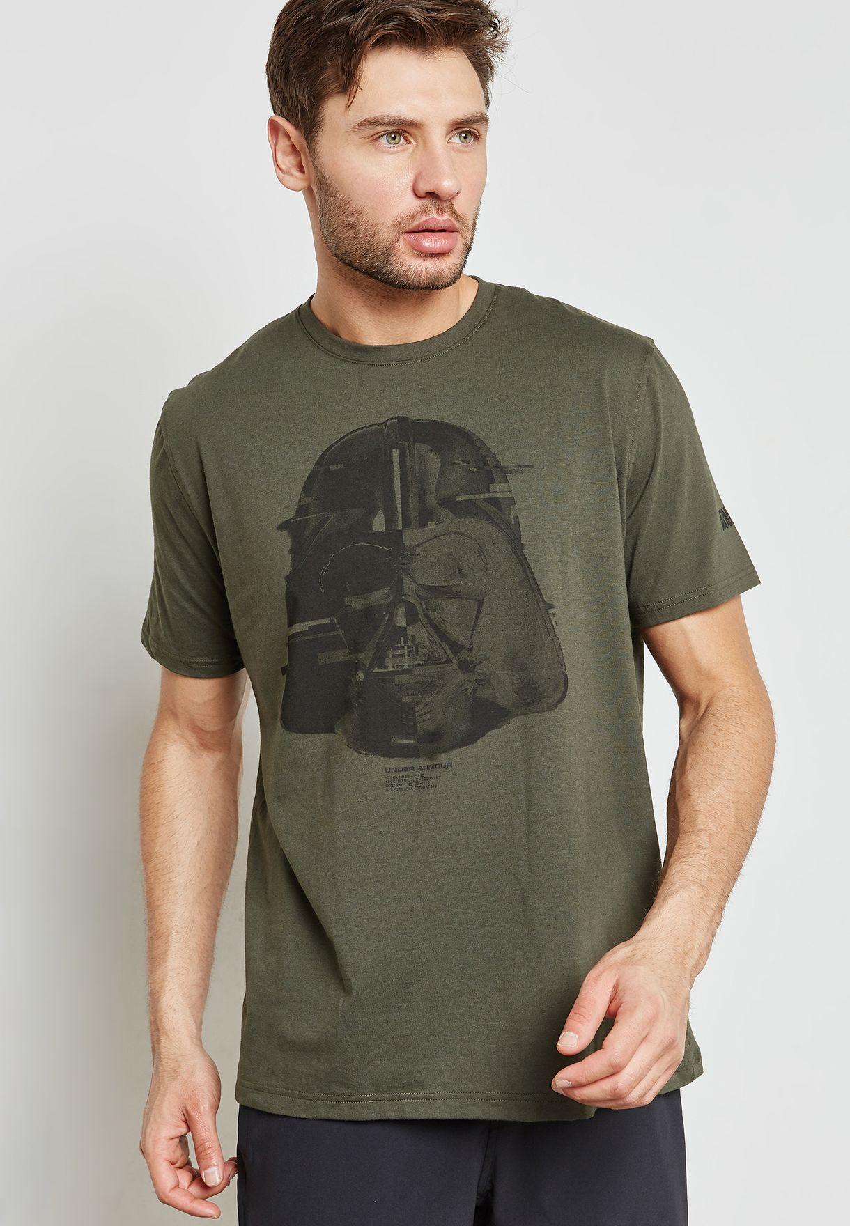 tramo Tiempo de día extinción  darth vader under armour shirt Sale,up to 61% Discounts