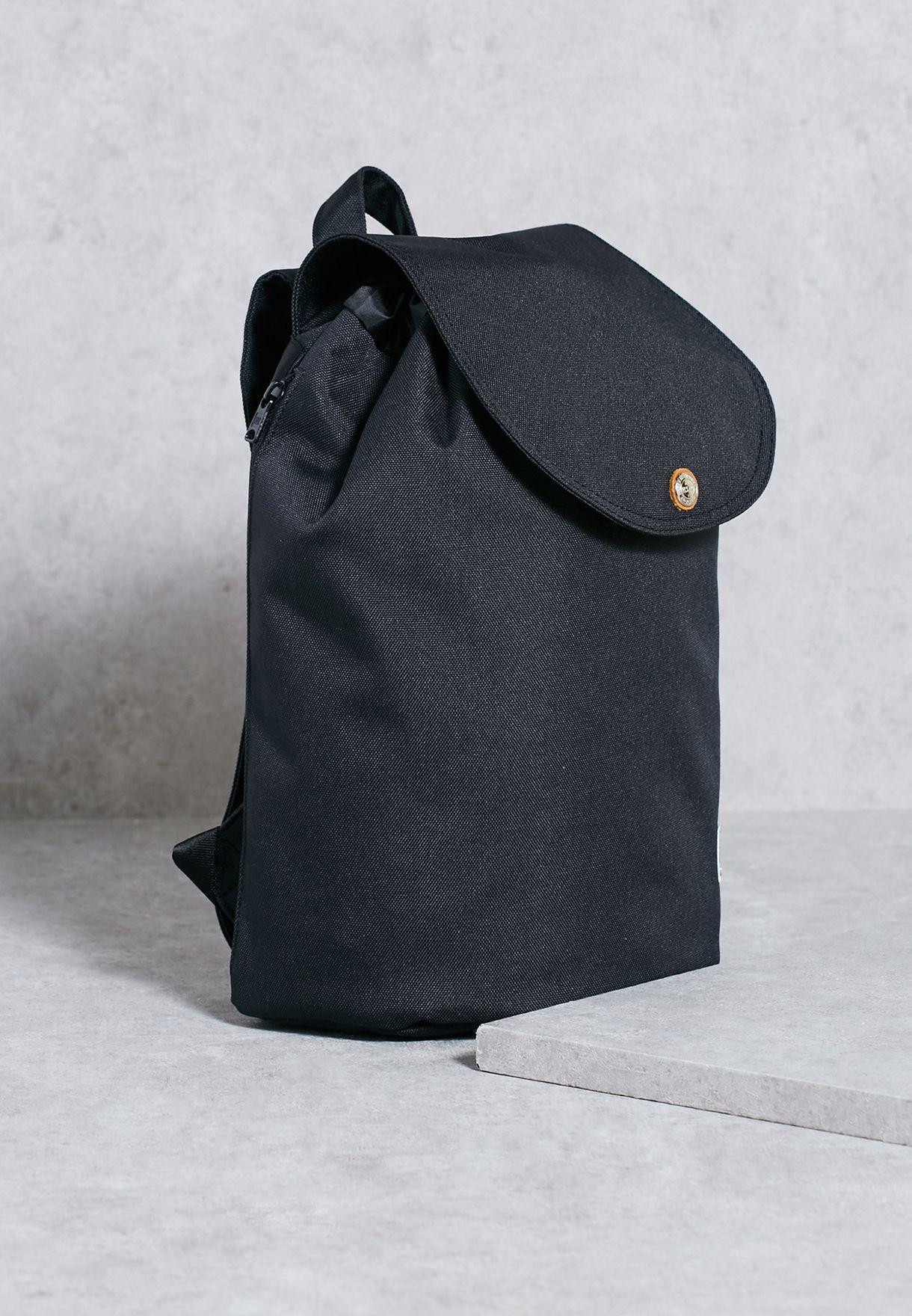 166daca9f05 Shop Herschel black Reid Backpack 10303-00001-OS for Women in Kuwait -  HE829AC69JNU