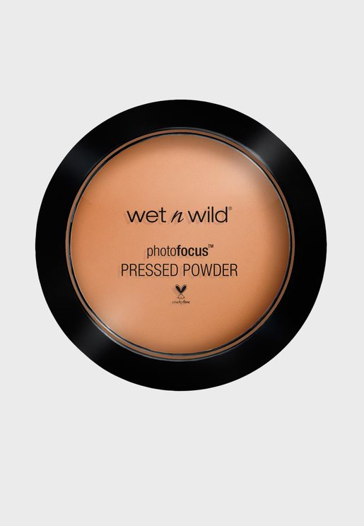 Golden Tan Photo Focus Pressed Powder