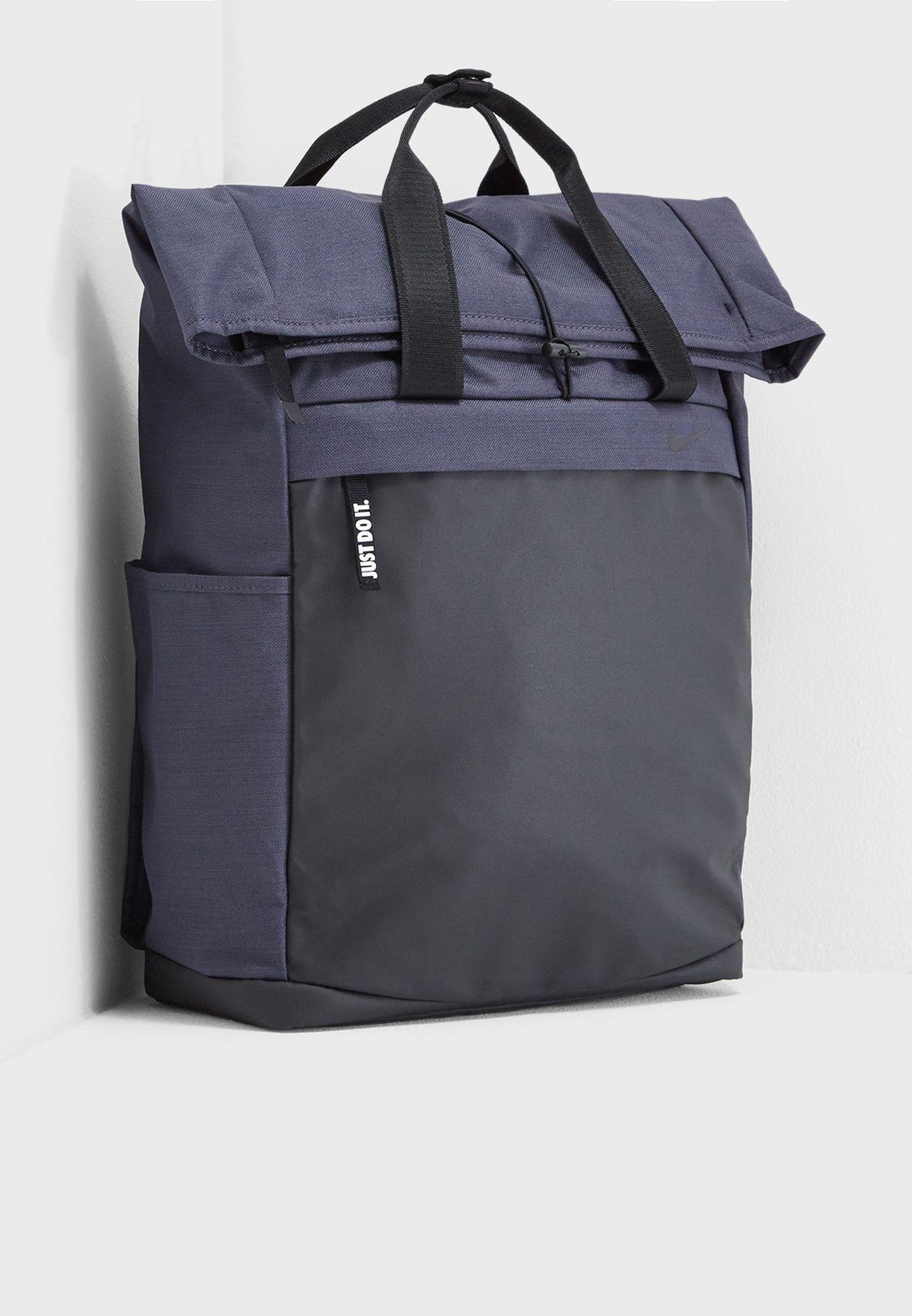 98ae7ed35f4a Shop Nike navy Radiate Backpack BA5529-081 for Women in Kuwait -  NI727AC59HCI