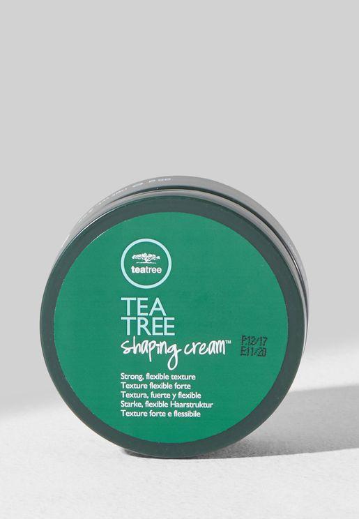 كريم شجرة الشاي لنحت وتشكيل الشعر