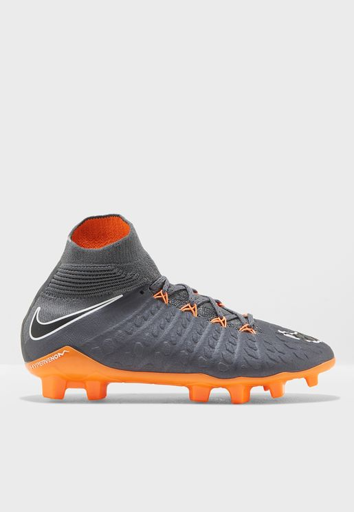 Hypervenom Elite DF FG Youth