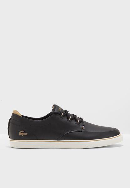 Esparre Deck Sneakers. PREMIUM. Lacoste
