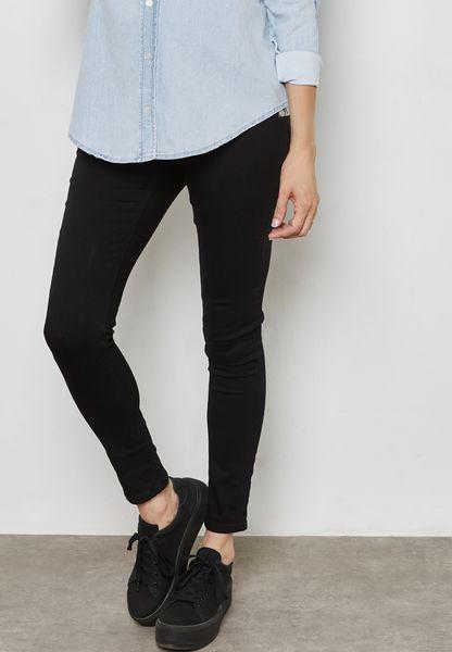 MOTO Black Joni Jeans