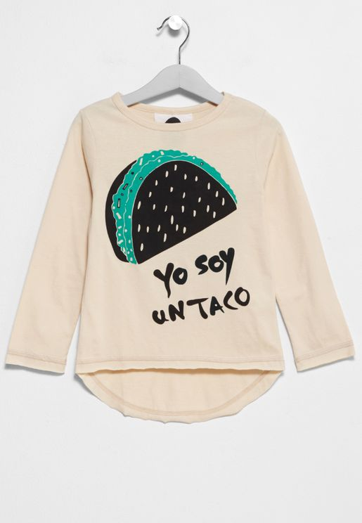 Little Taco T-Shirt