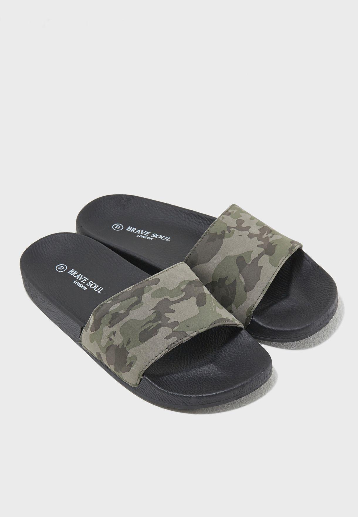 Gator Sandals