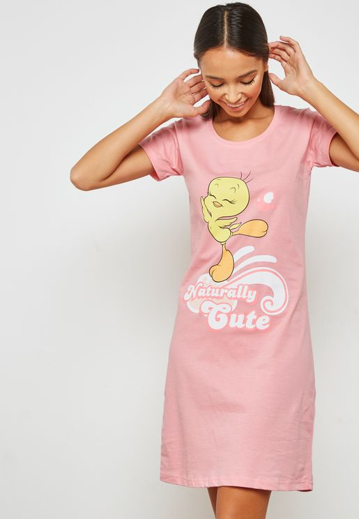 Tweety Bird Nightdress