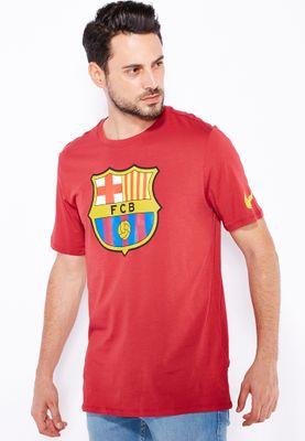 Nike FCB Crest T-Shirt