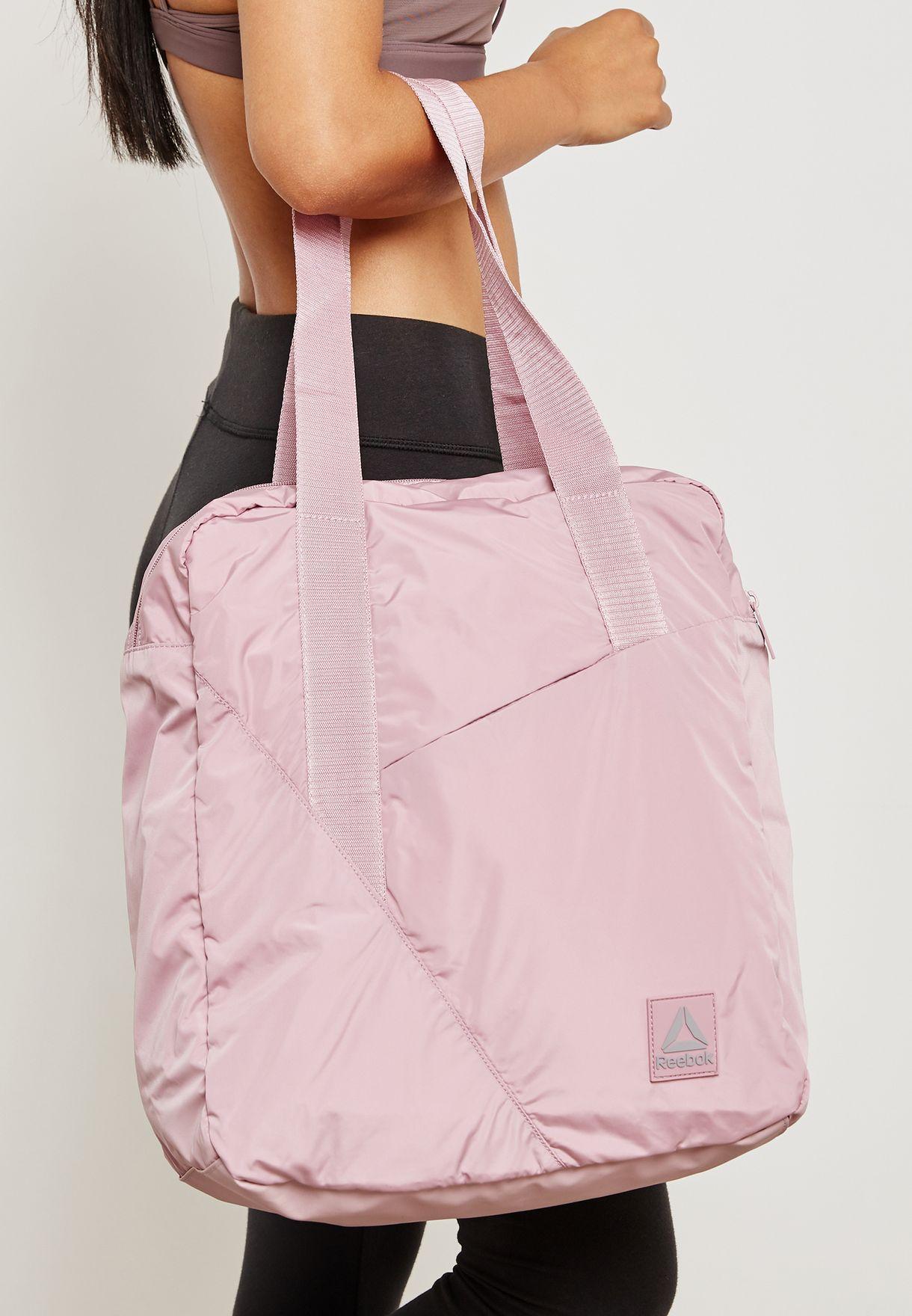 3ea0281726 Shop Reebok purple Foundation Tote D56057 for Women in Saudi ...