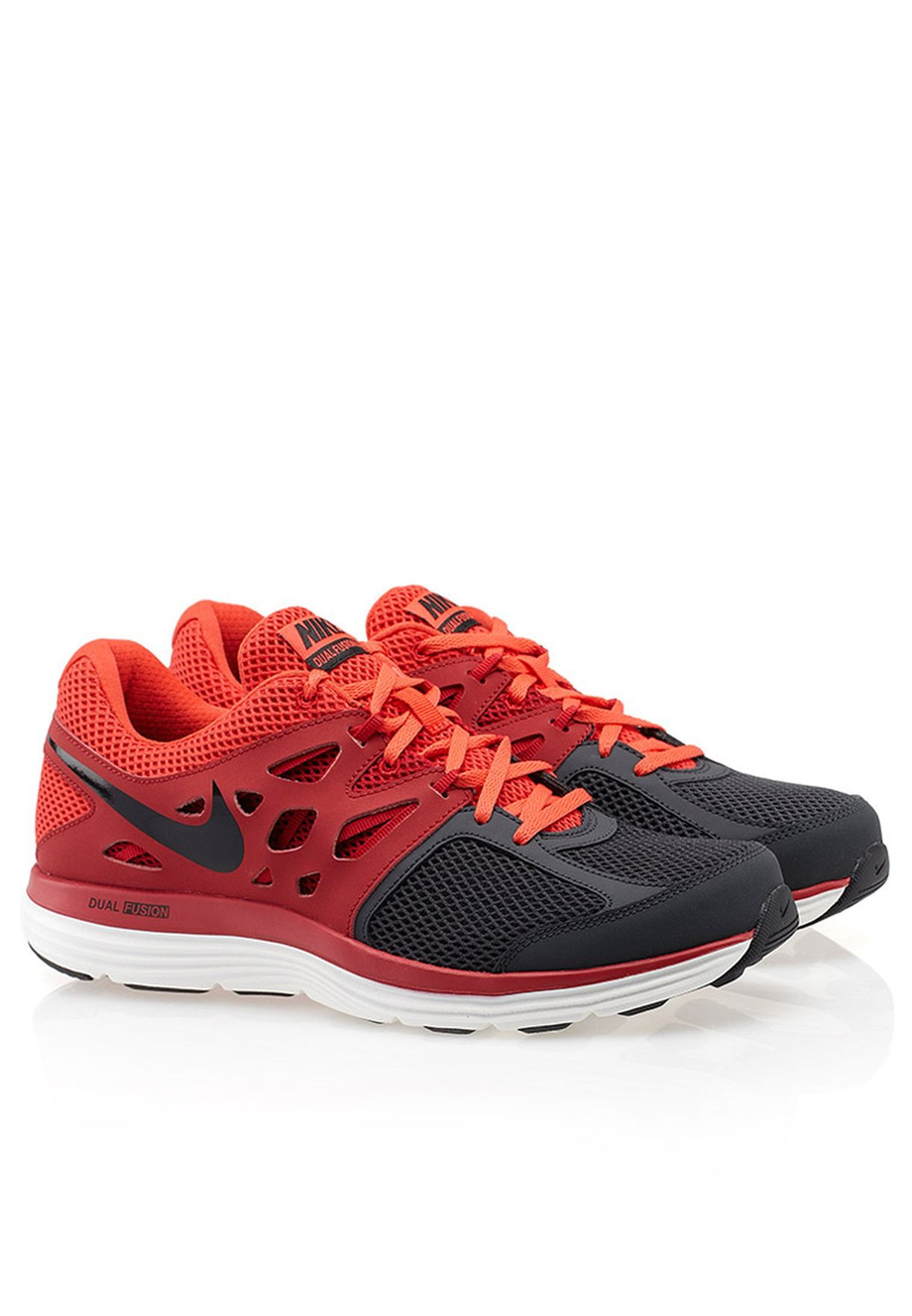 Shop Nike red Nike Dual Fusion LITE 599513-601 for Men in Saudi ... 5ba31e80baf3