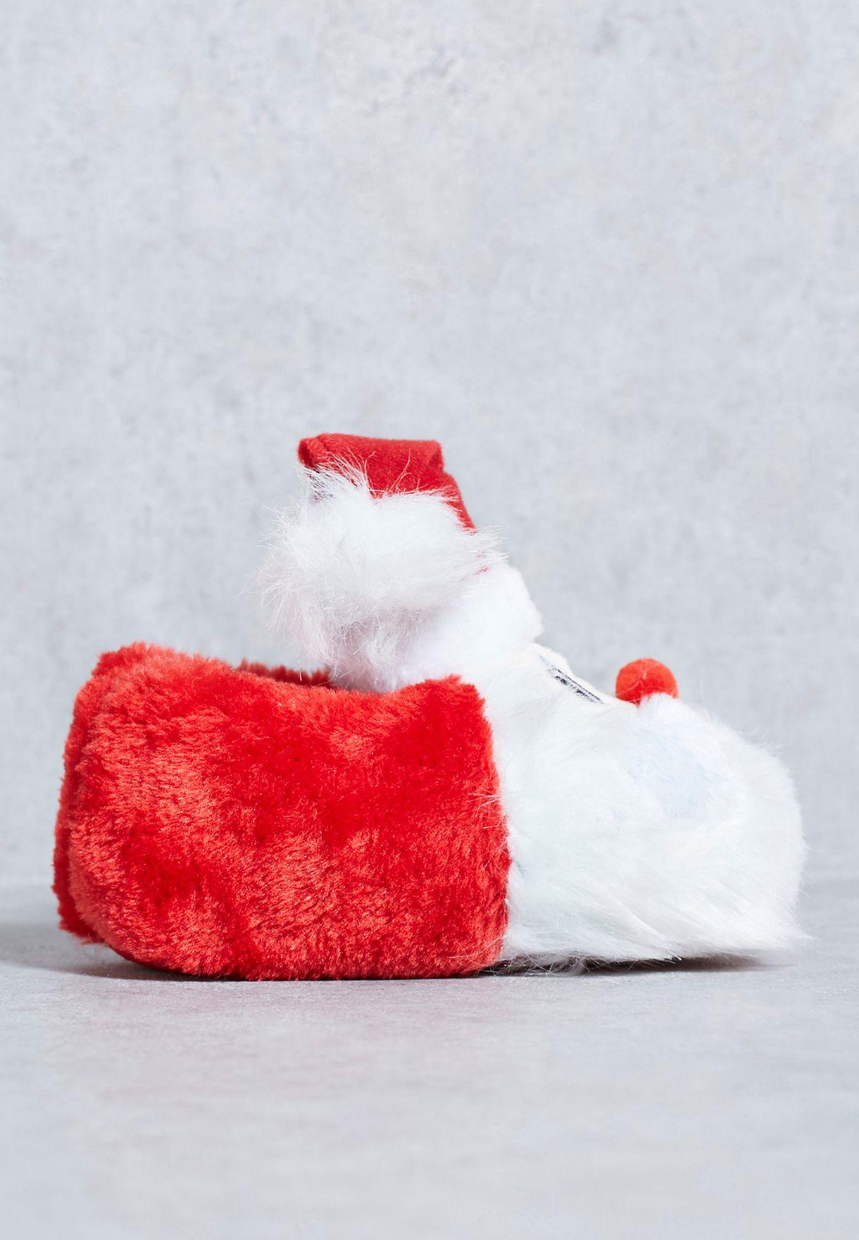 santa shoe