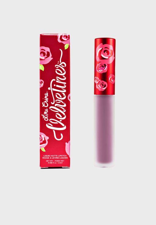 Velvetines Lipstick - Faded