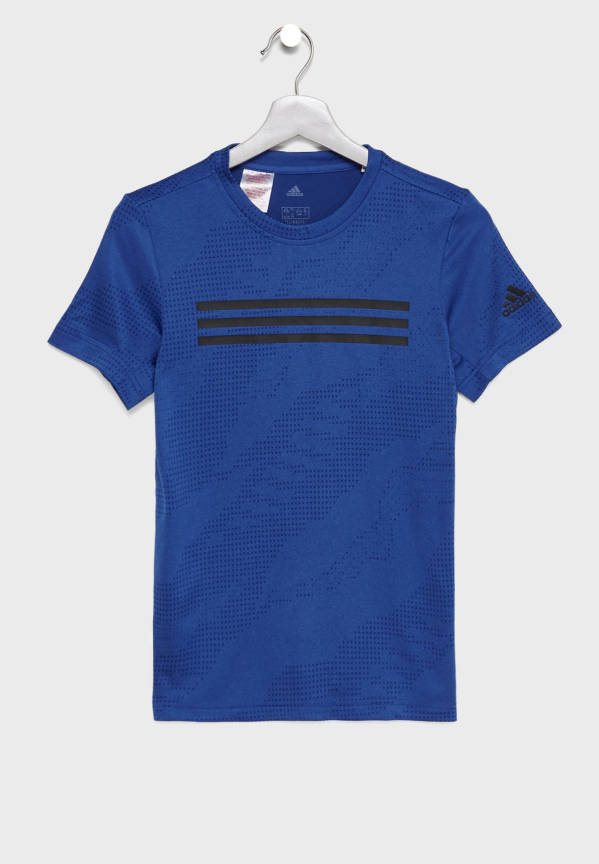 Shop adidas blue Youth Training T-Shirt DJ1155 for Kids in Saudi -  AD476AT59HKA f0acf46e35df7