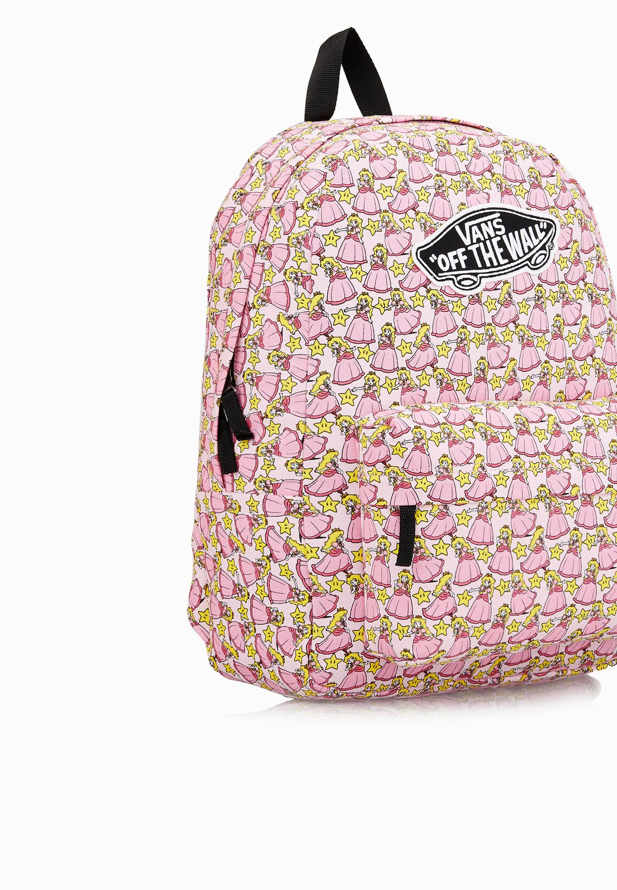 e2771e5859e3 Shop Vans prints Princess Peach Nintendo Backpack VYYSKKA for ...
