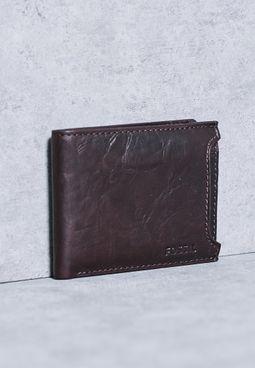 Ingram Sliding Leather Wallet