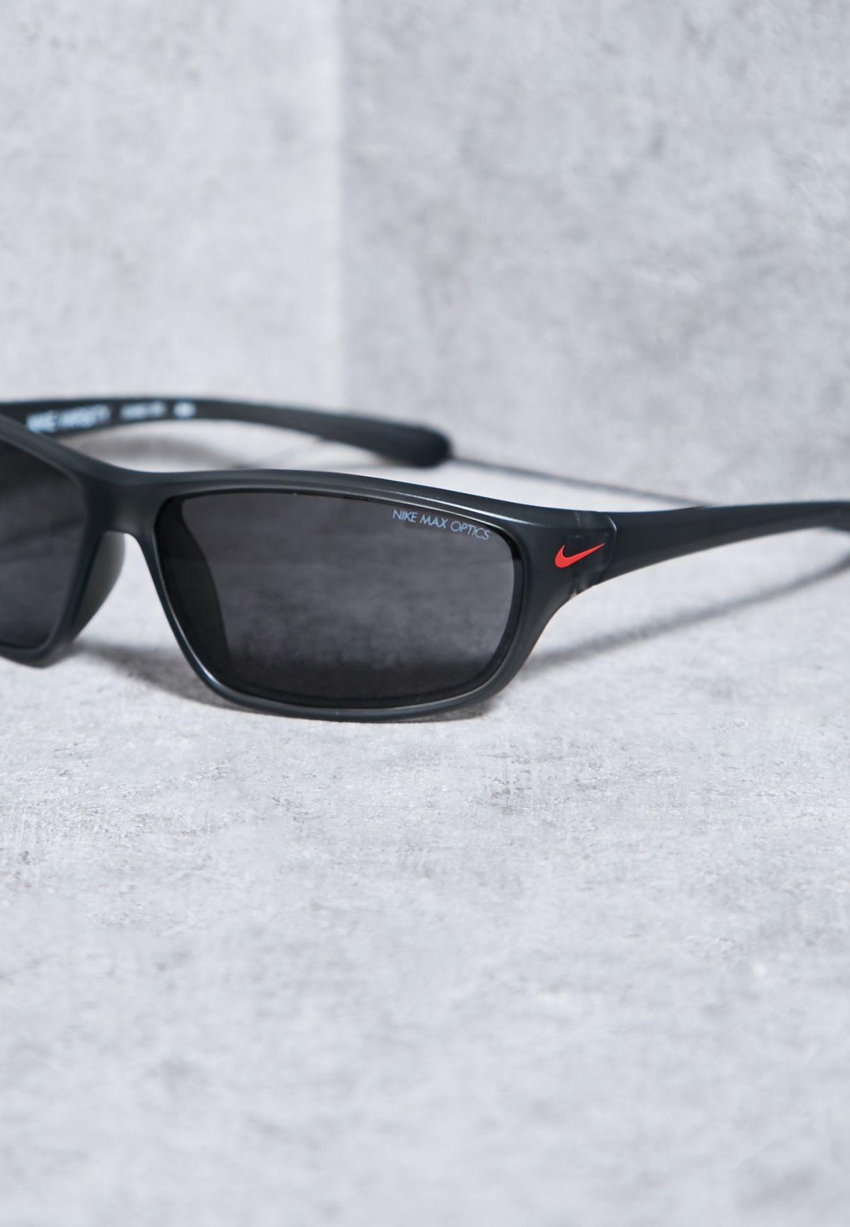 d4850bc73930 Shop Nike black Varsity Sunglasses EV082-005 for Men in Qatar ...