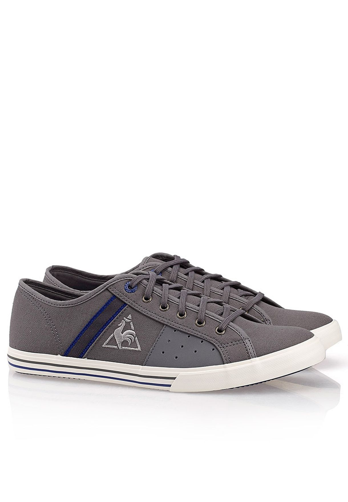 cde17d6e041f Shop Le Coq Sportif grey Saint Malo 2 Sneakers for Men in Oman -  LE012SH59WGI