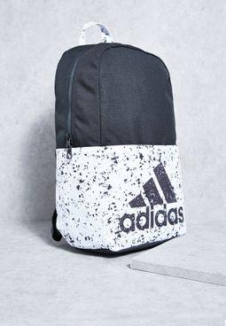 Medium Classic Block Backpack
