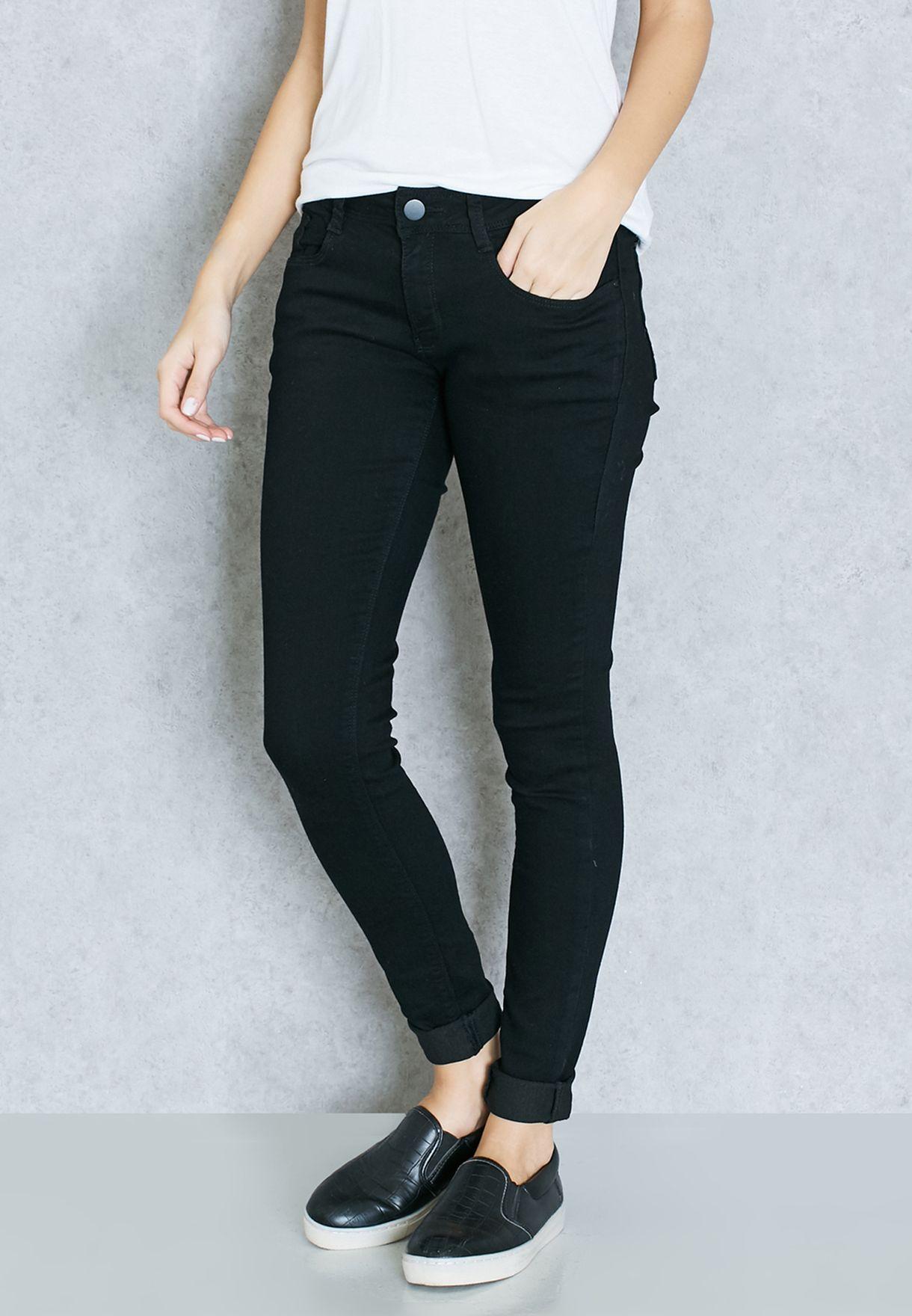 Bailey Ultra Stretch Skinny Jeans